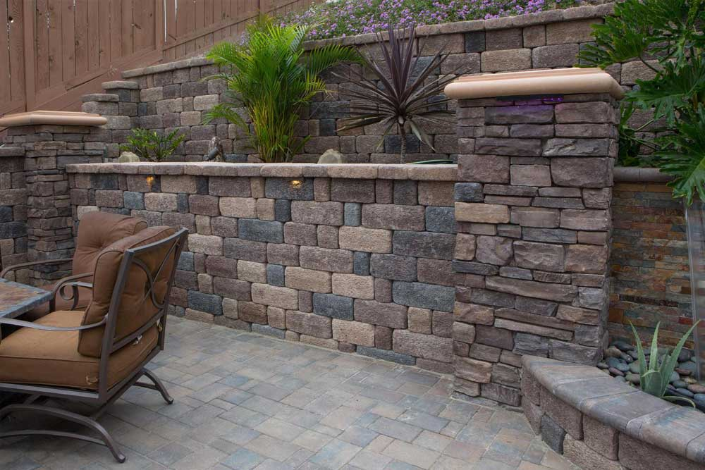 Hardscape Retaining Wall Blocks