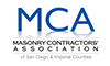 Masonry Contractors Association Logo