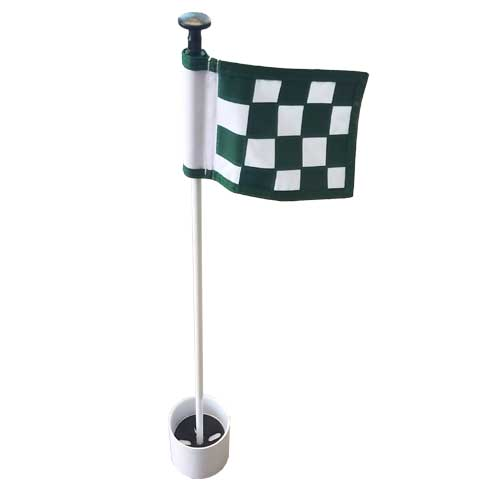 Golf Flags and Cups
