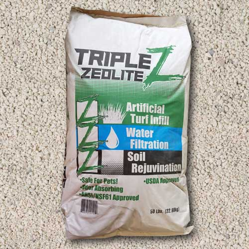 Turf Deodorizer Zeolite for Pet Odors on Artificial Turf