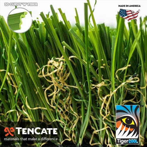 Diamond Supreme Fescue Artificial Turf Grass
