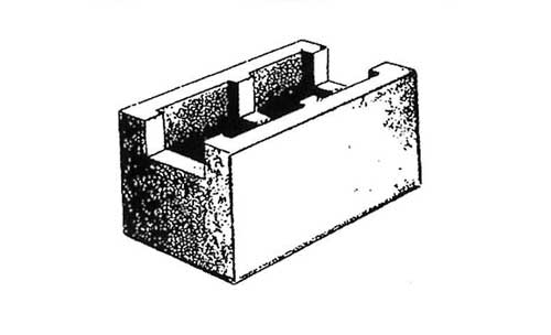 Concrete Block Precision 8x8x16 Bond Beam
