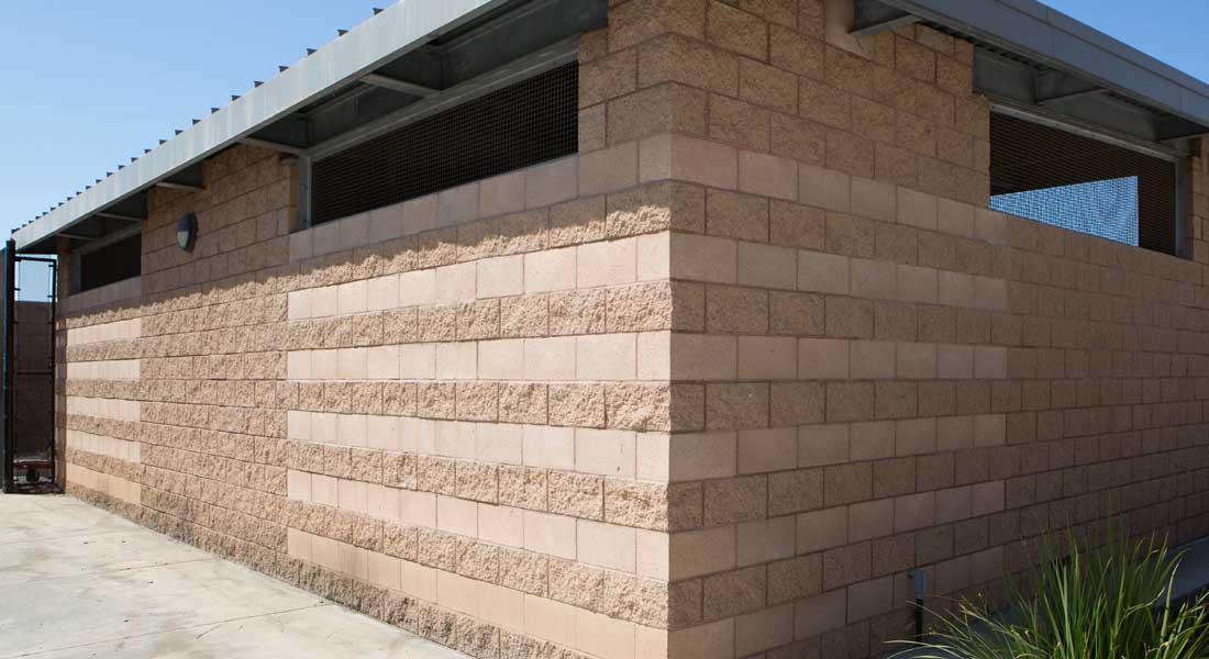 Splitface Concrete Block Cmu Rcp Block Amp Brick