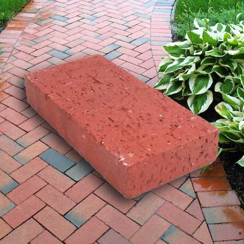 Split Paver Brick Units
