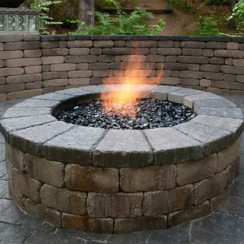 Bella Vista Outdoor Fire Kits