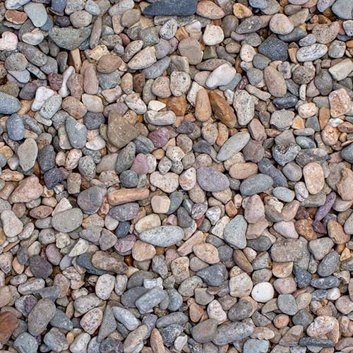 Imperial Pebble Small Decorative Ground Cover Rock