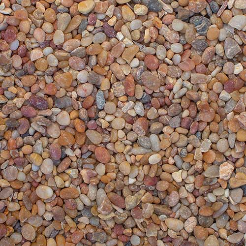 Jelly Bean Small Decorative Ground Cover Rock