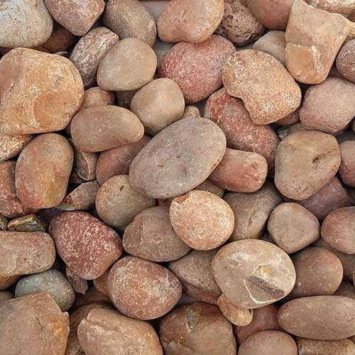 Sienna Large Decorative Ground Cover Rock