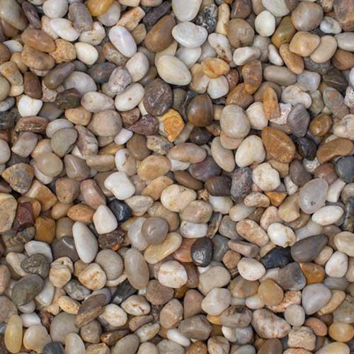 Wax Polished Pebbles Landscape Rock Rcp Block Amp Brick