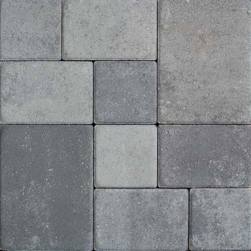 Antique Cobble Concrete Pavers - RCP Block & Brick