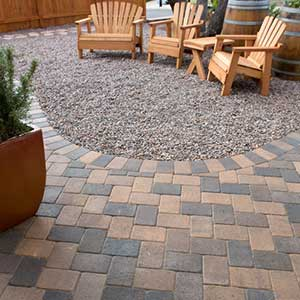 Antique Cobble Concrete Pavers