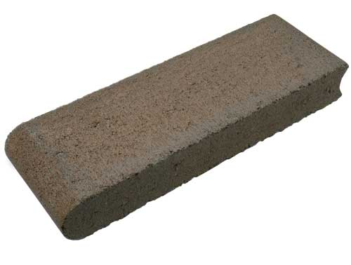 Otay Brown Bullnose Concrete Paver