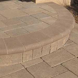 Bullnose Concrete Pavers Rcp Block Amp Brick