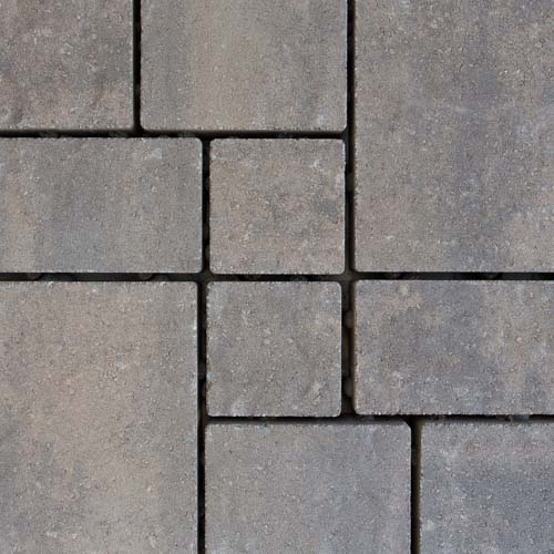 Hydrologic Permeable Concrete Pavers Brownstone