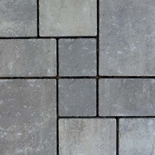 Hydrologic Permeable Concrete Pavers Greystone