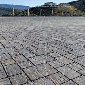 HydroLogic Permeable Concrete Pavers