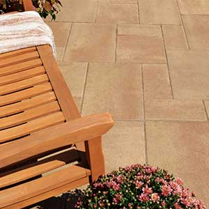 Paseo Interlocking Concrete Pavers