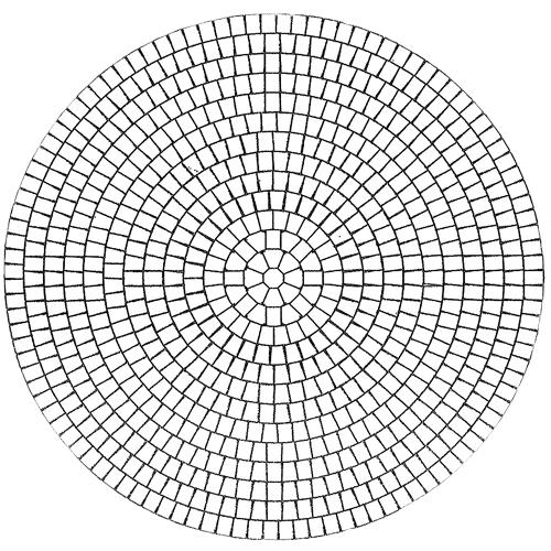 paver circle pattern package
