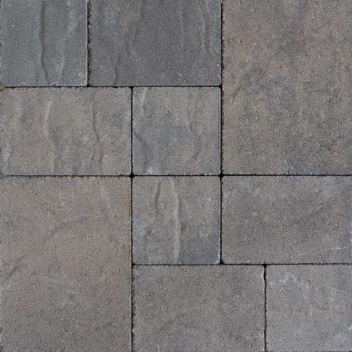 Stonetop Brownstone Concrete Pavers