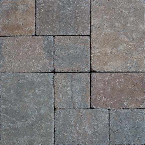 Stonetop Tumbled Sky Ranch Concrete Pavers