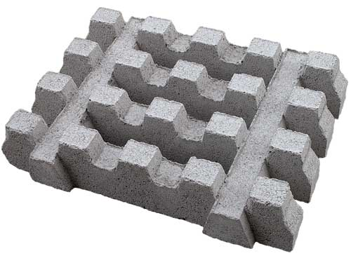 Bella Vista Turf Block Driveable Grass Paver Pieces