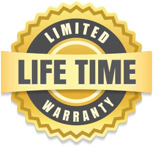 RCP Limited Lifetime Paver Warranty