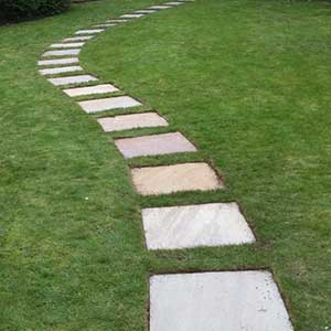 Stepping Stones And Garden Edgers Rcp Block Brick