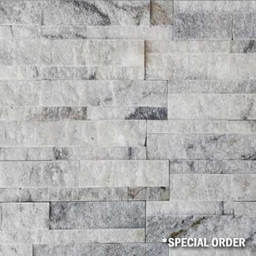 Stone Veneer Panels Arctic Grey Natural
