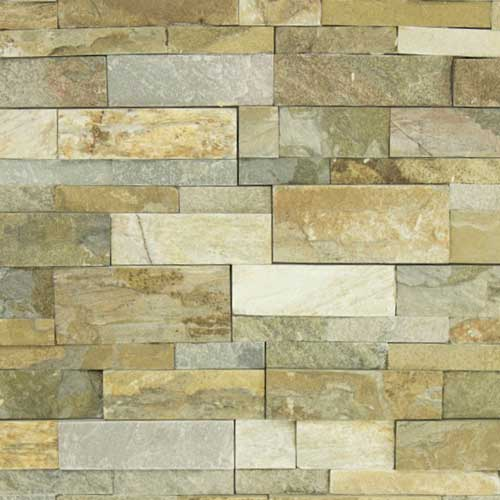 Stone Veneer Panels Desert Gold Dressed