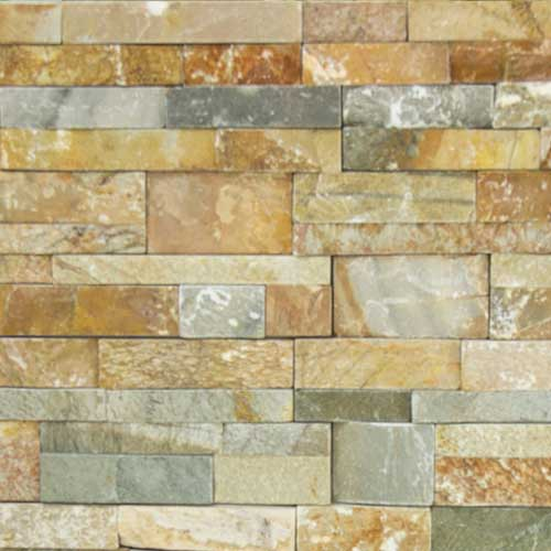 Stone Veneer Panels Desert Gold Natural