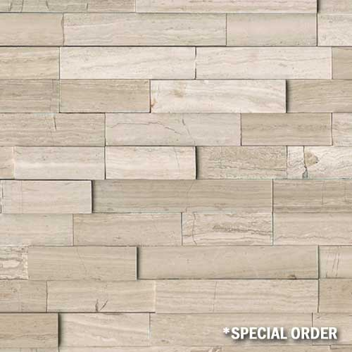 Stone Veneer Panels Haisa Light Marble