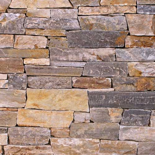 Thin Stone Veneer Honey Ledge
