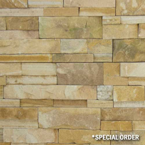 Stone Veneer Panels Honey Wheat Natural