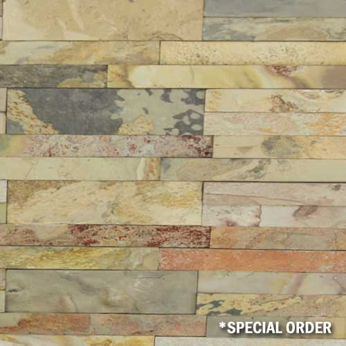 Stone Veneer Panels Indian Autumn