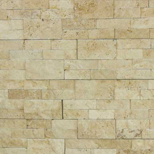 Stone Veneer Panels Ivory Travertine