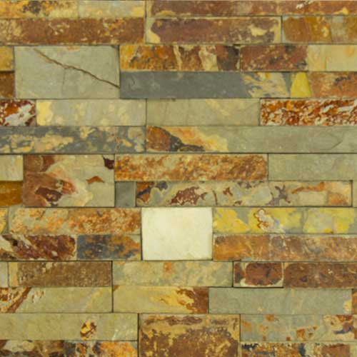 Stone Veneer Panels Sunset Dressed