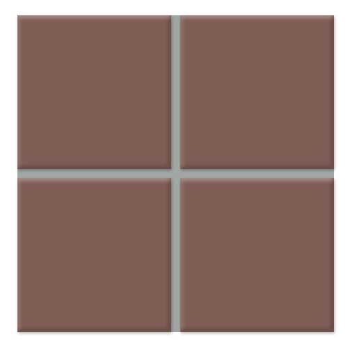 Terra Tile Chocolate Clay Outdoor Tile