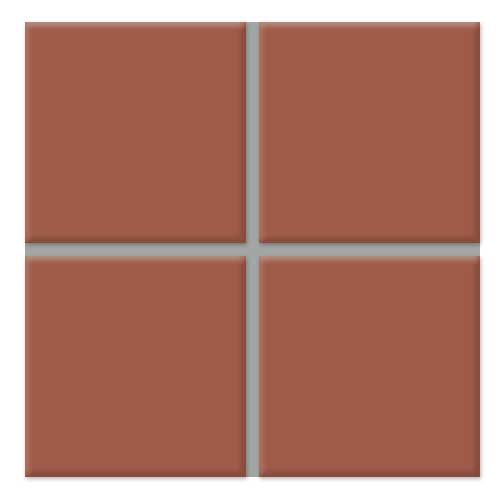Terra Tile Red Clay Outdoor Tile