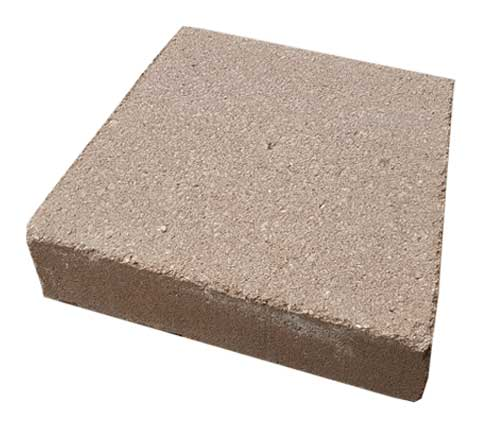 Keystone Stonegate Wall Cap Brown