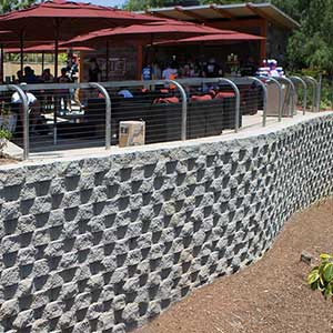 Keystone Compac III Retaining Wall Blocks