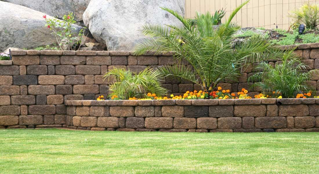 Keystone Retaining Wall Blocks Country Manor Rcp Block Brick
