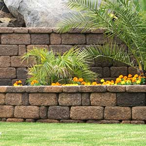 Keystone Country Manor Retaining Wall Blocks