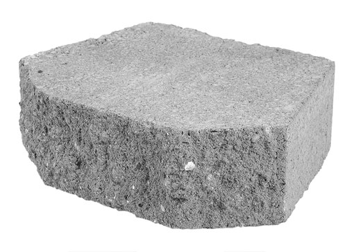 Keystone Garden Wall Retaining Wall Block Pieces