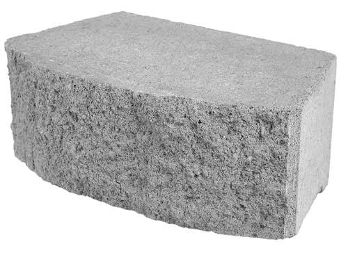 Keystone Legacy Retaining Wall Block Pieces