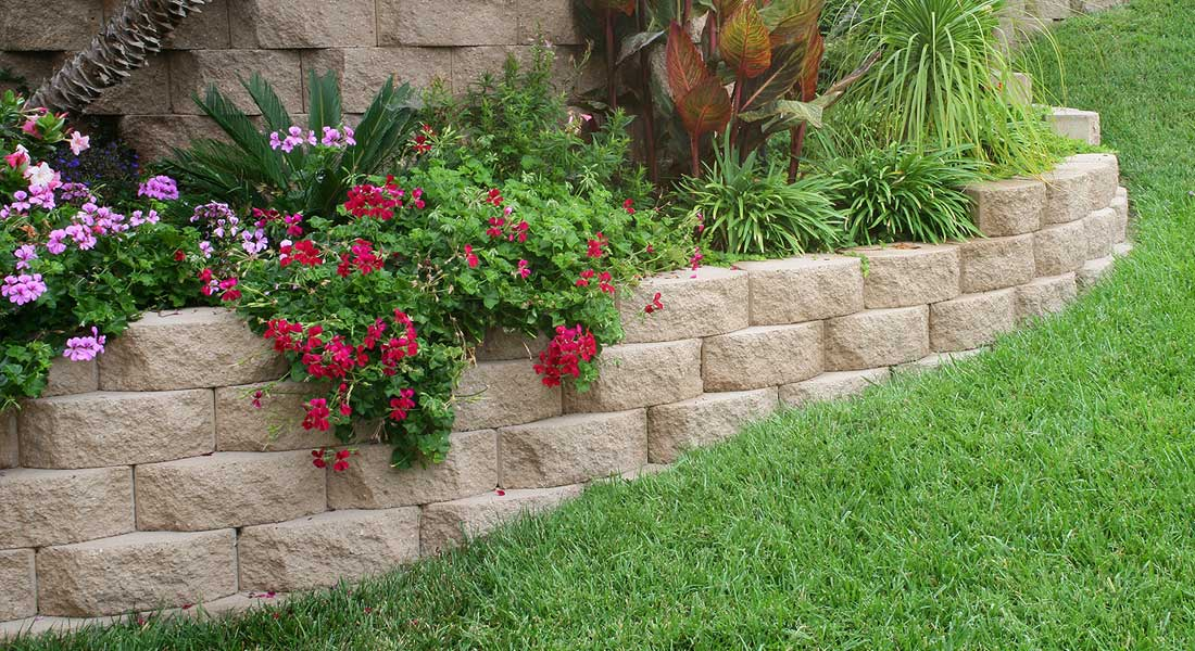Legacy Retaining Wall Block