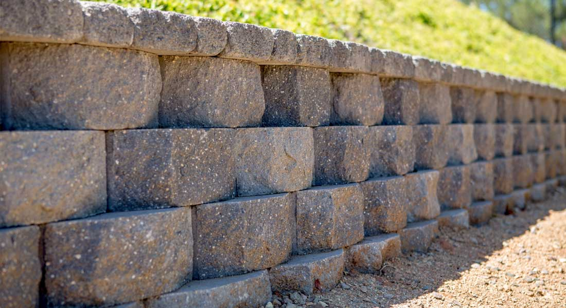 Keystone Legacy Retaining Wall Blocks
