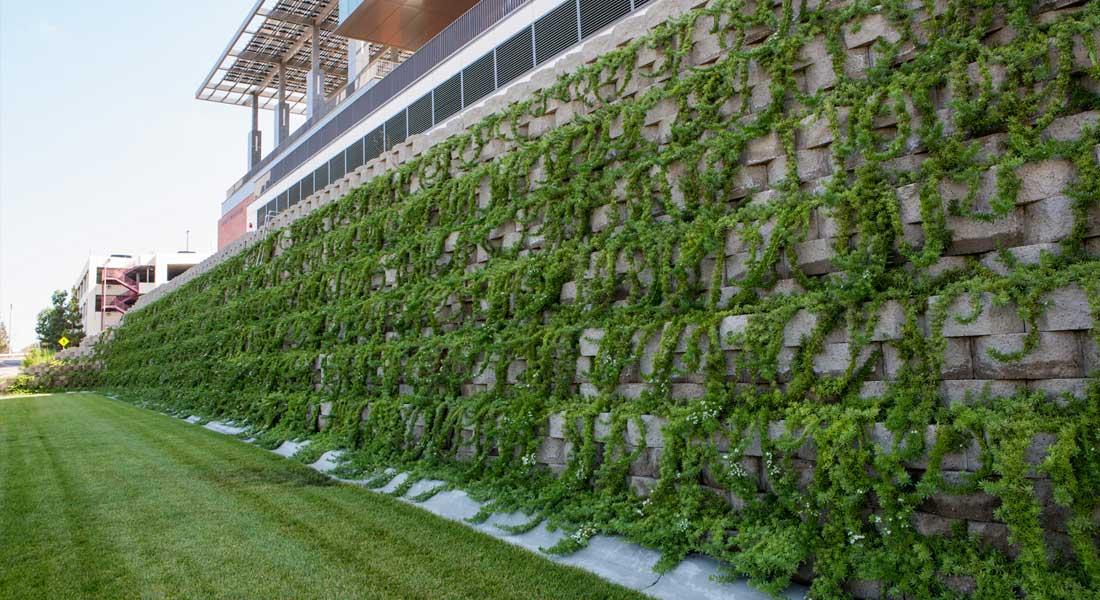 Keystone Plantable Ii Retaining Wall Blocks Rcp Block