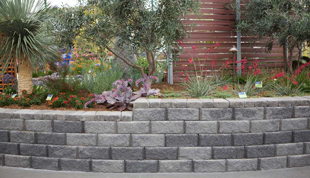 Ridgestone Retaining Wall Blocks