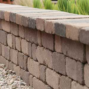 Bella Vista Semplice Retaining Wall Blocks