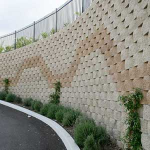 Keystone Standard III Retaining Wall Blocks